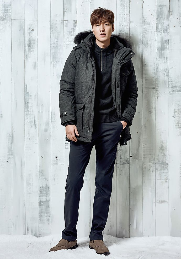 This Coming Fall And Winter Lee Min Ho Will Be Reveling In The Outdoors With His Pooch Es Without A Worry About The Dipp Lee Min Ho Lee Min Lee Min Ho