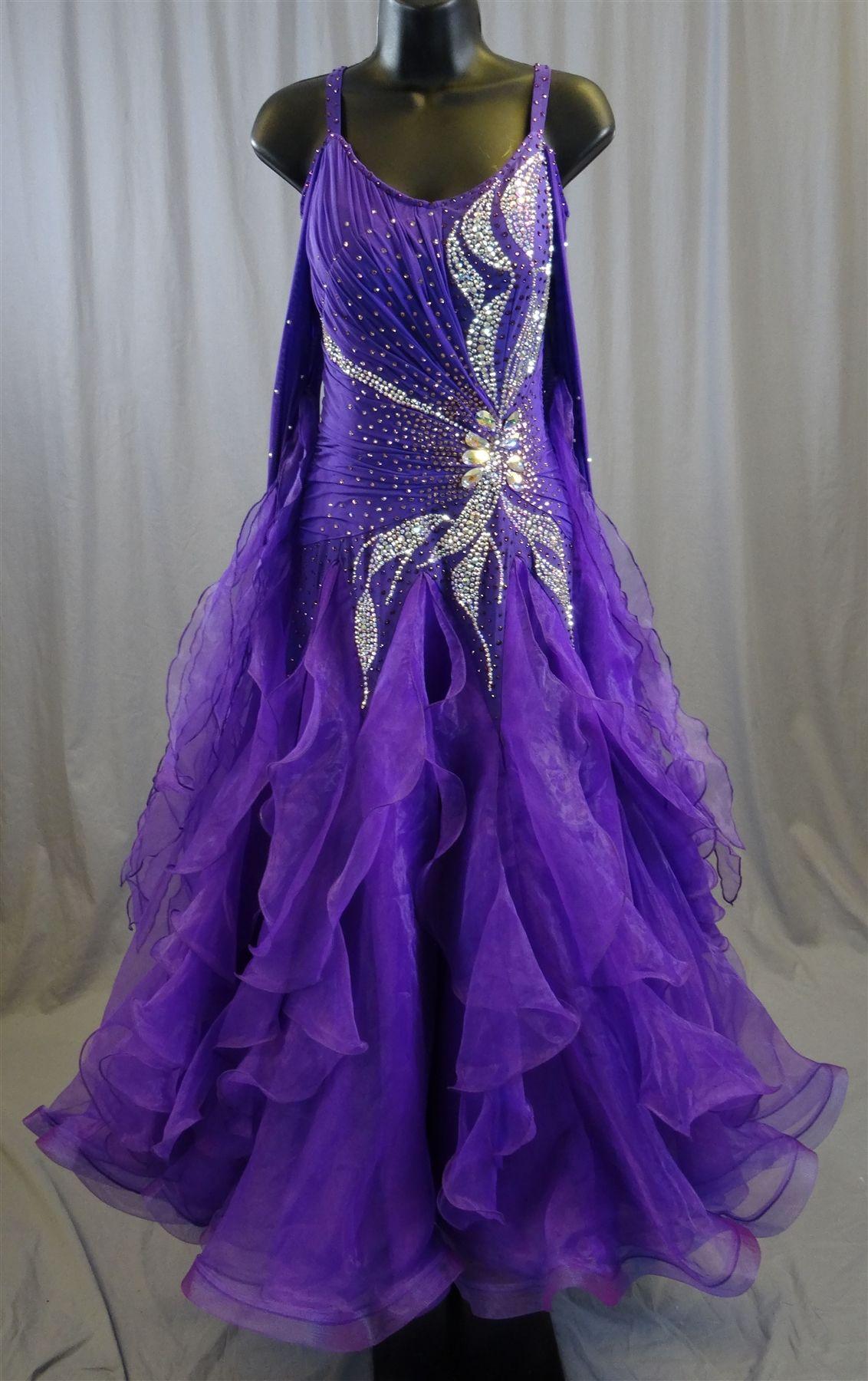 SMTHM0560 Ballroom Dress