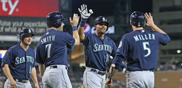 Seattle Mariners v Detroit Tigers - Pictures - Zimbio