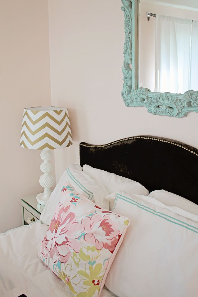 Craigslist Luxe For Less Pink And Gold Dresser Girls