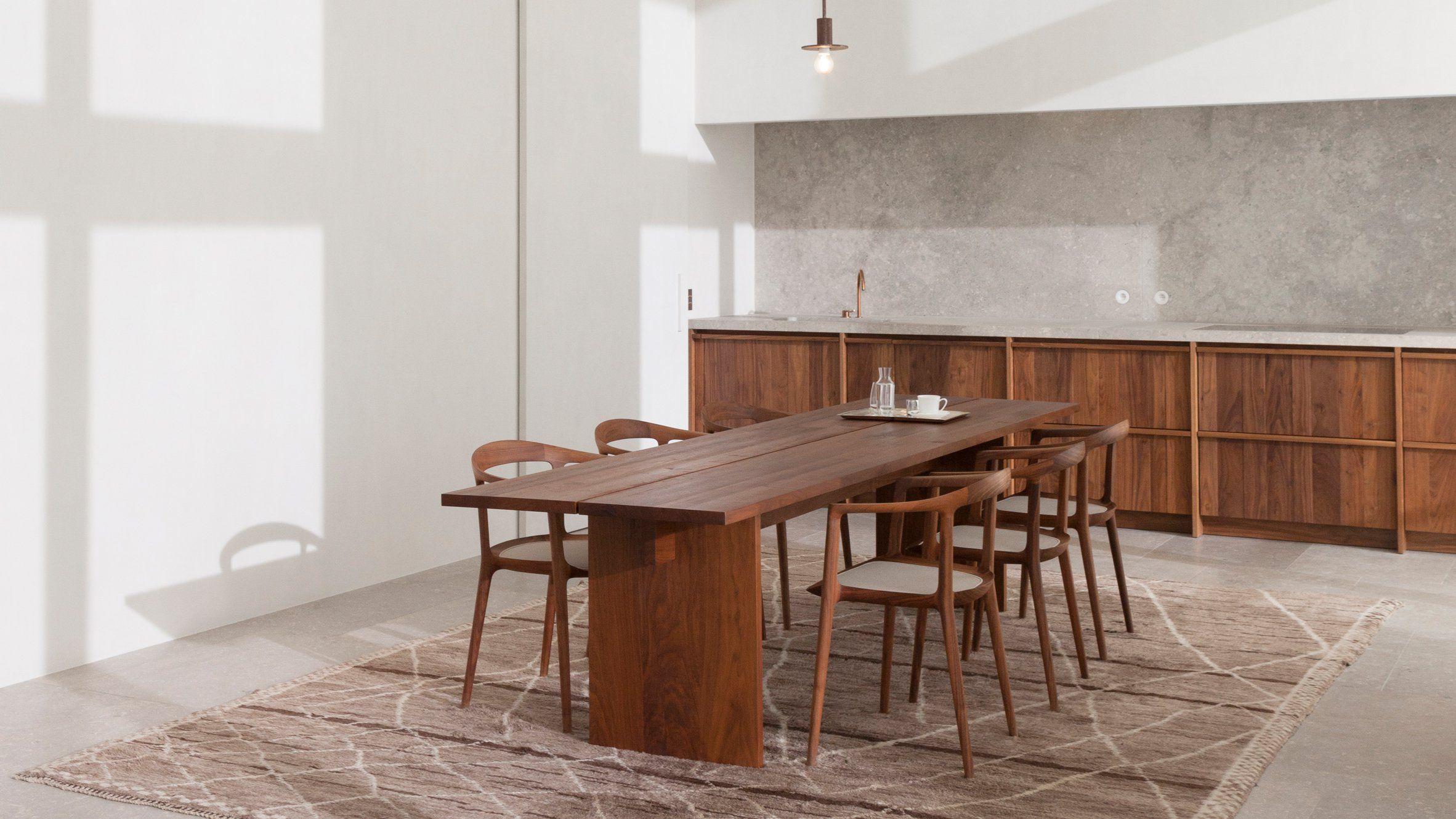 Penthouse westkaai by hans verstuyft architecten living dining
