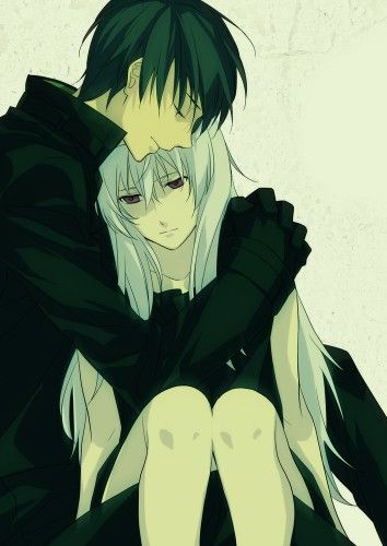 Yin and hei anime pinterest dark anime and anime - Dark anime couples ...