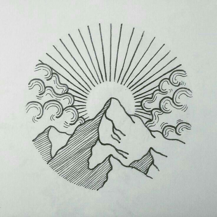 It's just a picture of Selective Tiny Sun Drawing