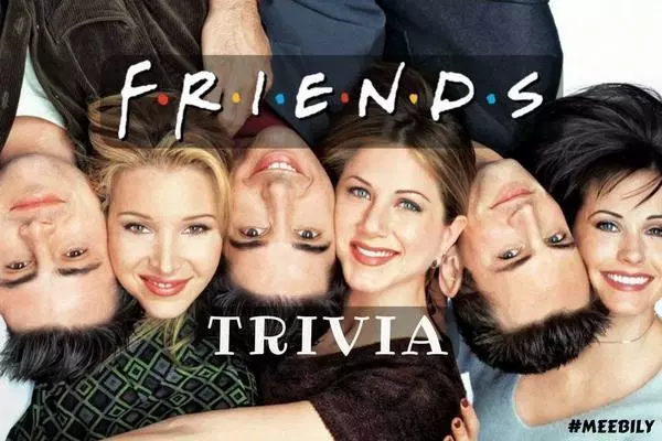 75+ Friends Trivia Questions & Answers Friends trivia