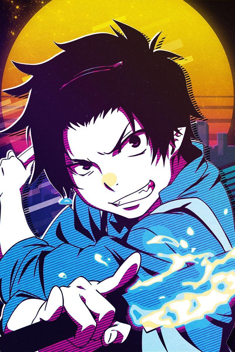 Rin Okumura  | Displate thumbnail