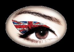 supercool eyeliner tattoo