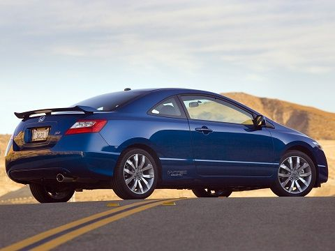Honda Civic Si Coupe (2008 U2013 2011).