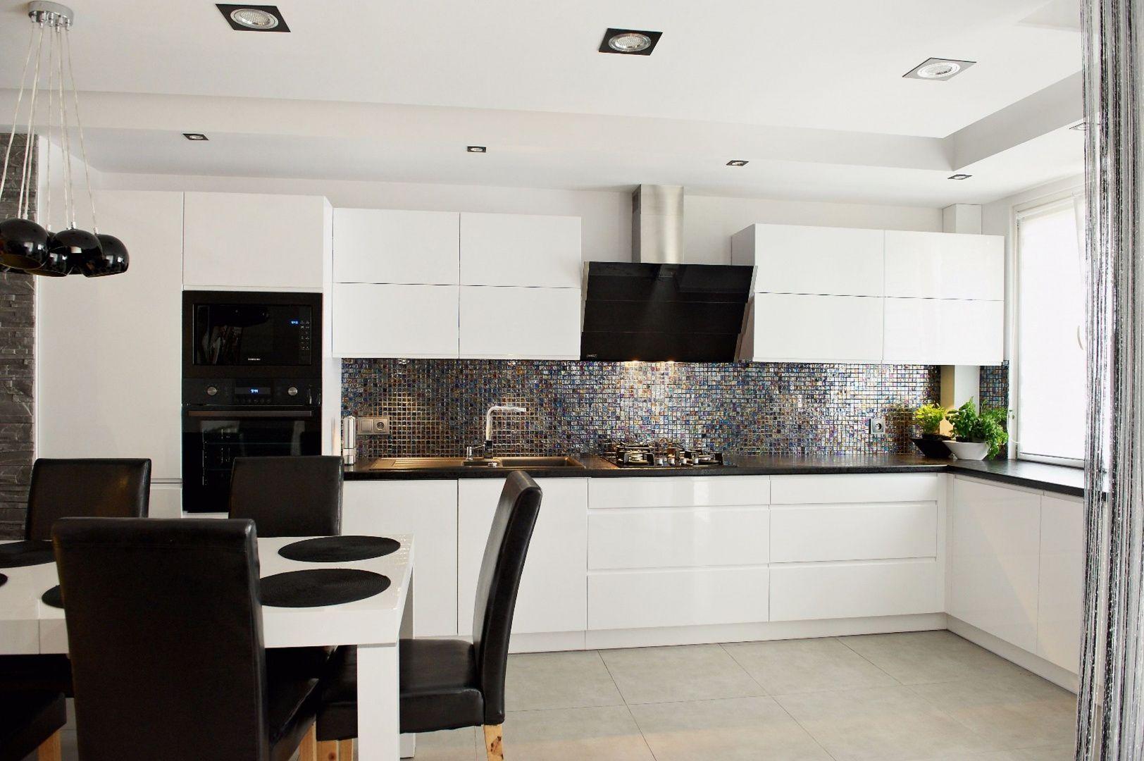 Sciana Nad Blatem Kolorowa Mozaika Studio Meble Vente Max Kuchnie Home Decor Furniture Decor