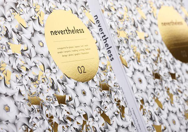 nevertheless magazine 02 update by atelier olschinsky , via Behance