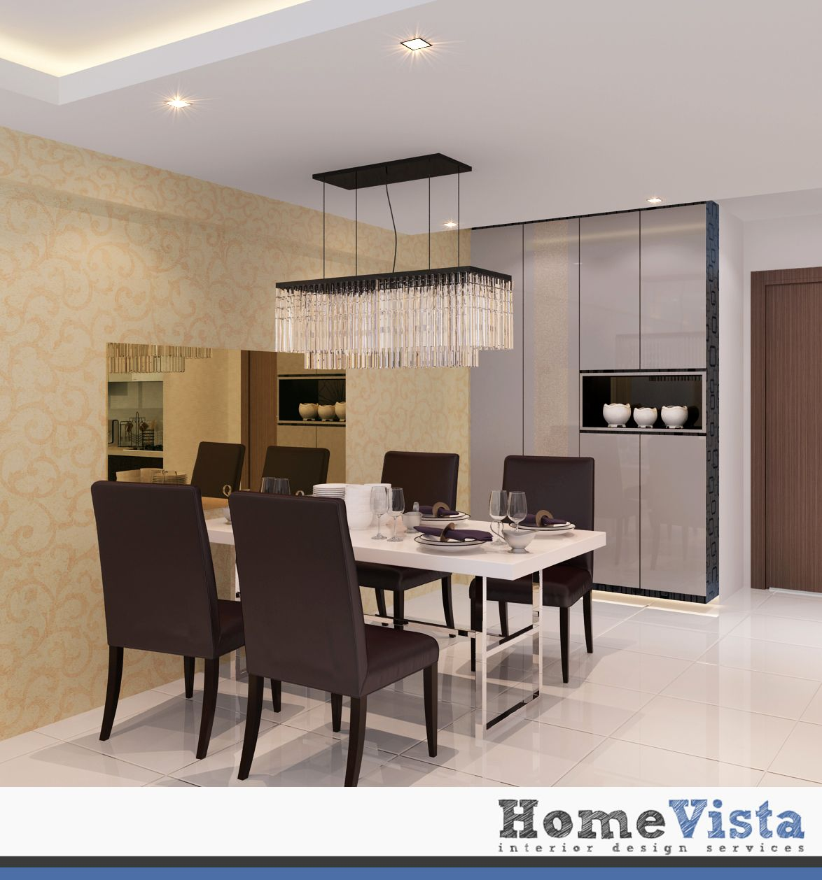 4 room BTO - Yishun HDB BTO - HomeVista | Dining Room design ideas ...