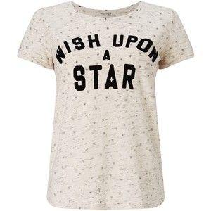 Maison Scotch Slogan T-Shirt 958f98f06a85