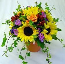 sunflower arrangements - Google Search