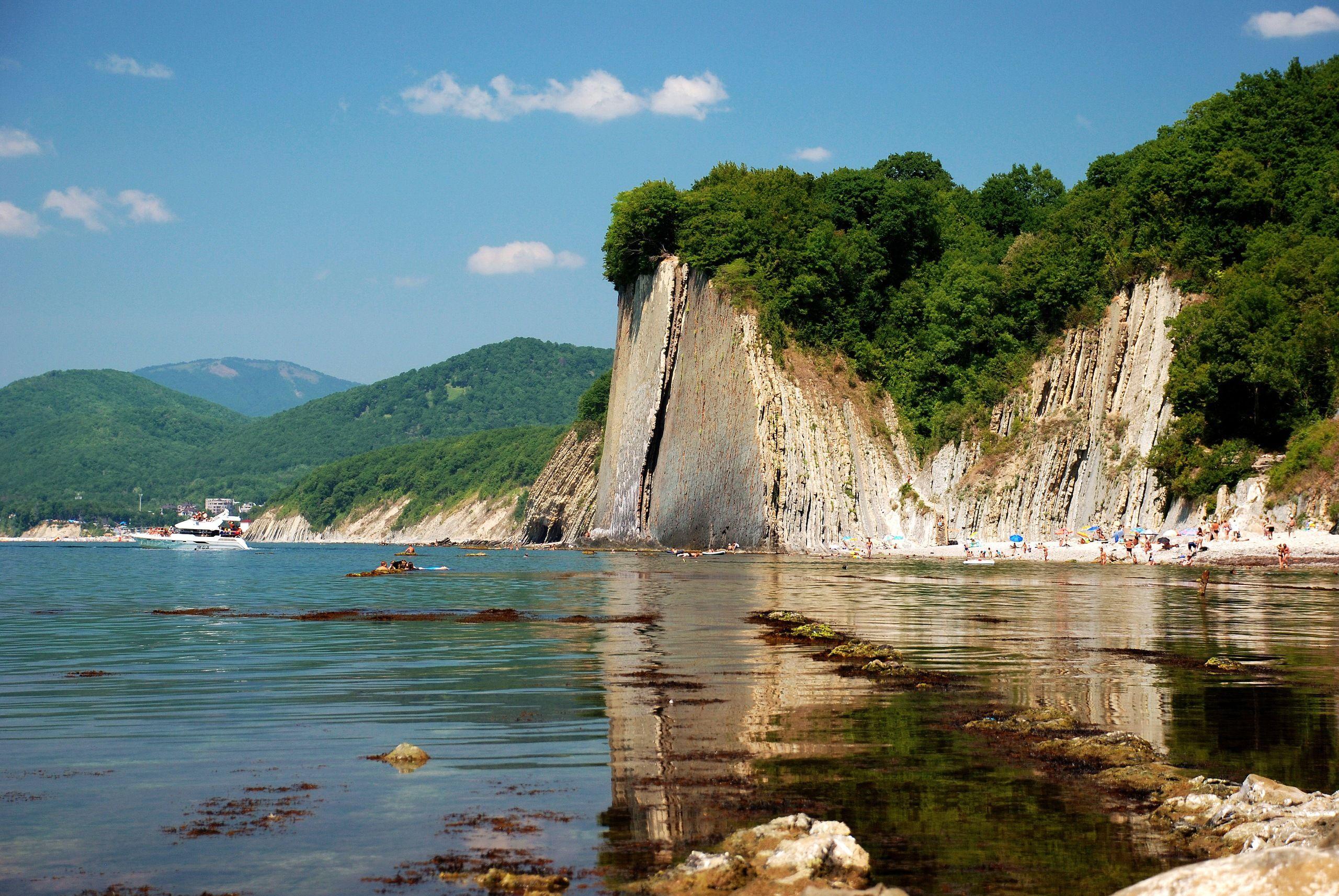 Картинки краснодарского края море