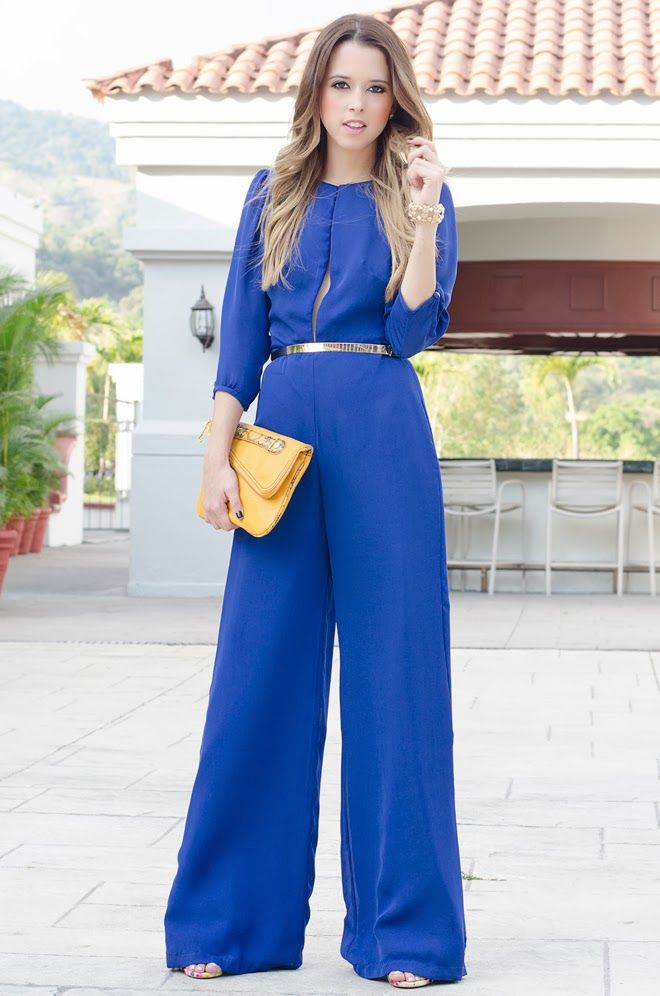 21 Fabulous Jumpsuit Trends for Women 2014 | Beautiful, Colors and ...