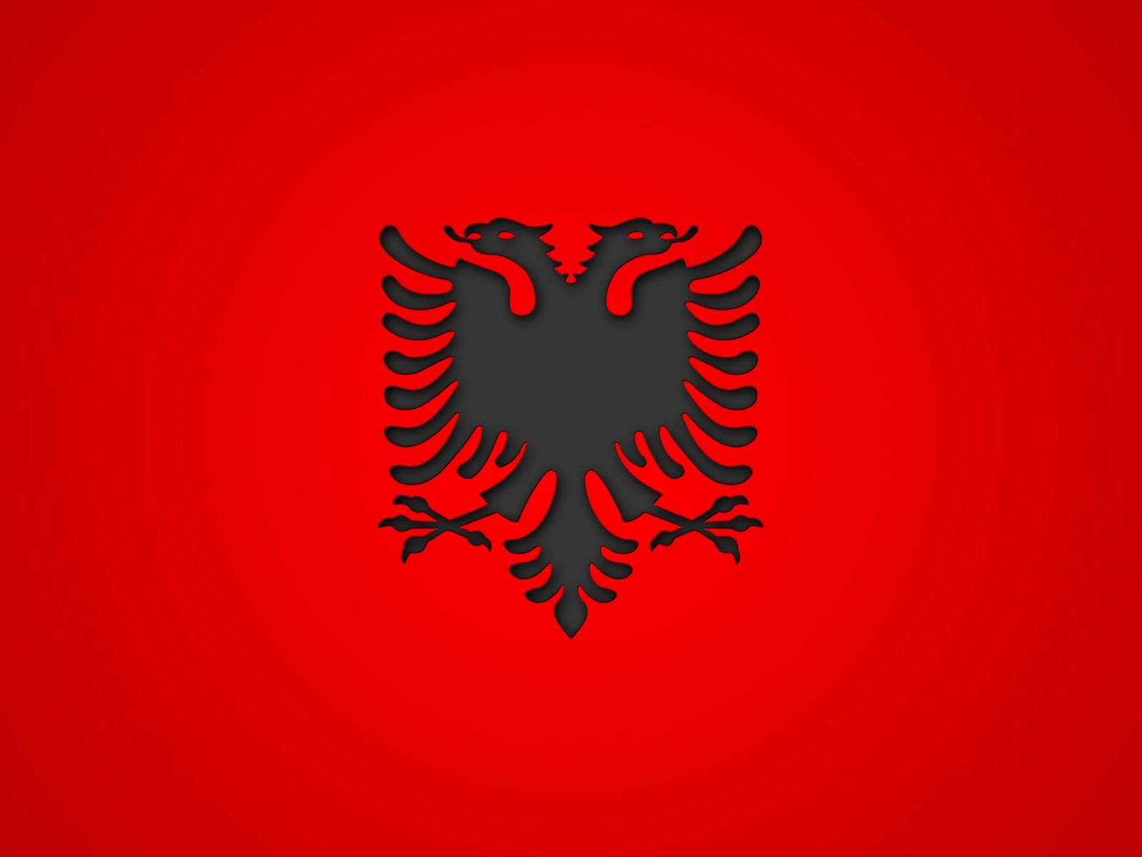 1600x1200 Albanian Flag Wallpaper Albanian Flag Albania Flag Albania
