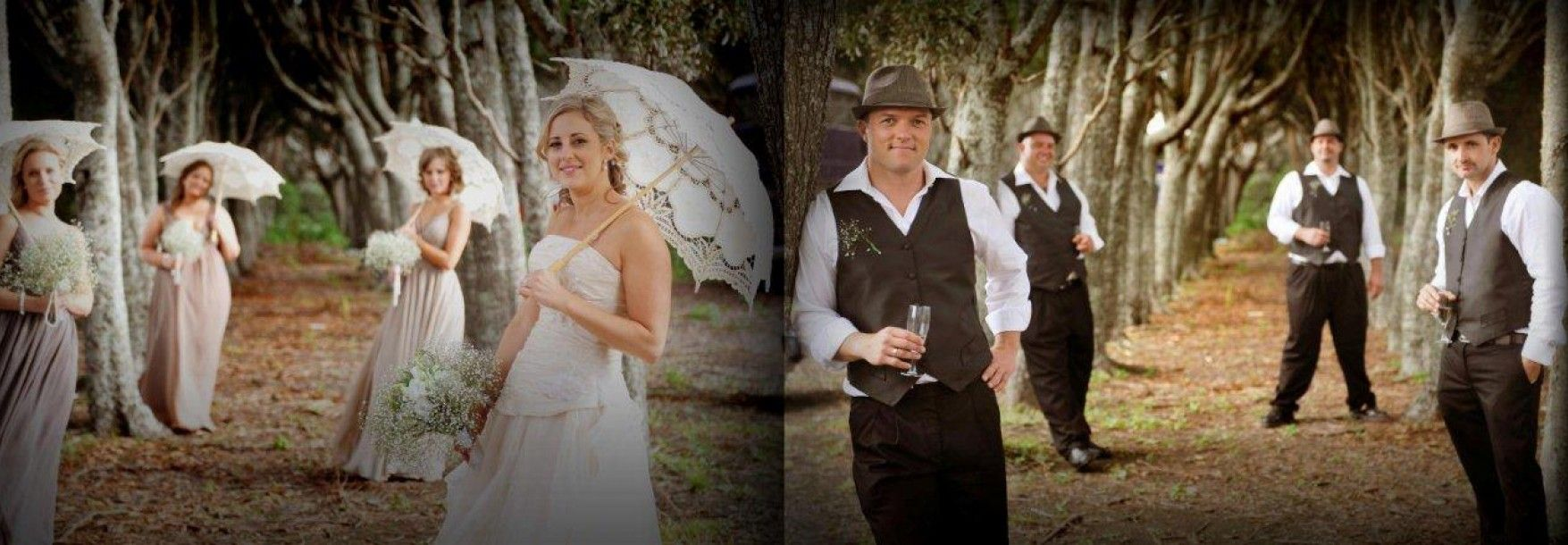 Auckland Wedding Venue Markovina Vineyard Estate An Outstanding Offering Expansive Gardens And Pond Features With Multiple Locations To Choose From