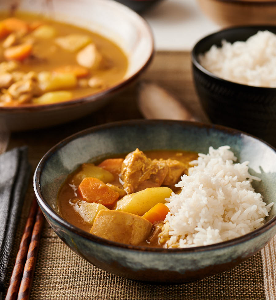 Japanese Chicken Curry Curry Rice Recipe Japanese Chicken Curry Chicken Curry
