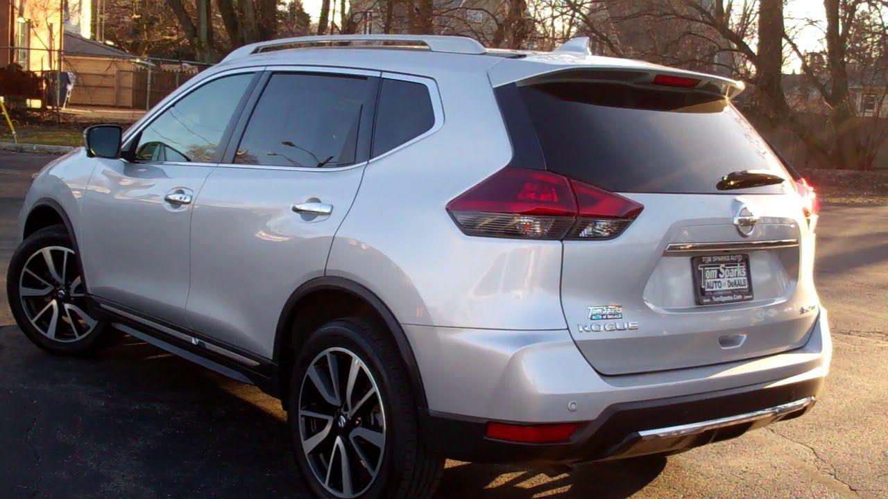 2019 Nissan Rogue SL AWD Dekalb IL near Rockford IL in