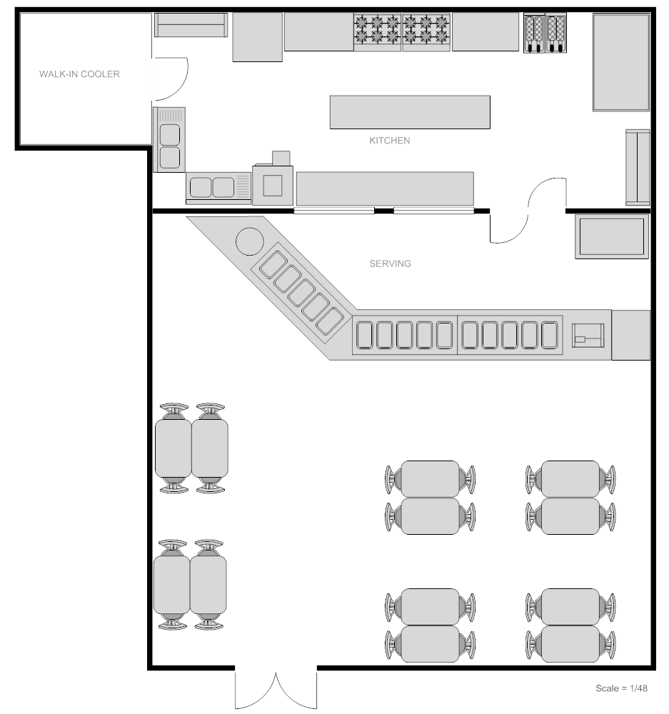 Restaurant Floor Plan Kitchen Placement Restaurant Floor Plan Restaurant Flooring Restaurant Plan