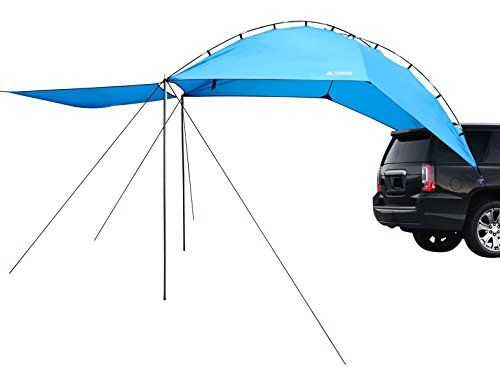 Suv Tent Camping Leader Accessories Easy Set Up Camping Suv Tent Awning Canopy Sun Shelter Tailgate Tent Beach Tent Su Suv Tent Tailgate Tent Camping Camper