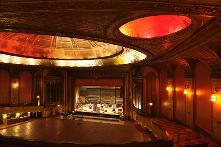 Congress Theater Chicago House Styles Theatre Edm