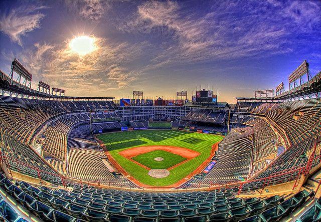 The Ballpark In Arlington Ballparks Baseball Stadium Arlington