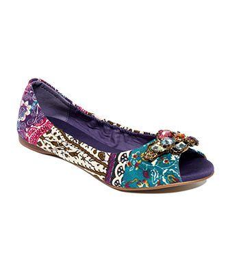 Report Shoes, Realyn Flats - Pumps - Shoes - Macy's