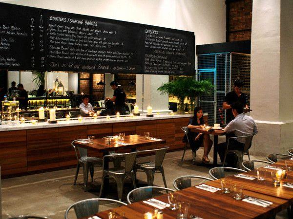 Dempsey Brasserie 7 Dempsey Road Singapore 249671 Fine Dining Restaurant Best Dining Restaurant Bar