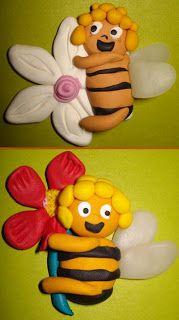 PepperiPaja: Pieni mehiläistyttö