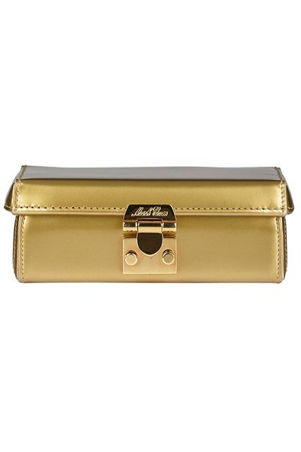 The boxier, the better.Mark Cross Grace Clutch, $1,895, available at Barneys New York. #refinery29 http://www.refinery29.com/dressy-evening-clutches#slide-24