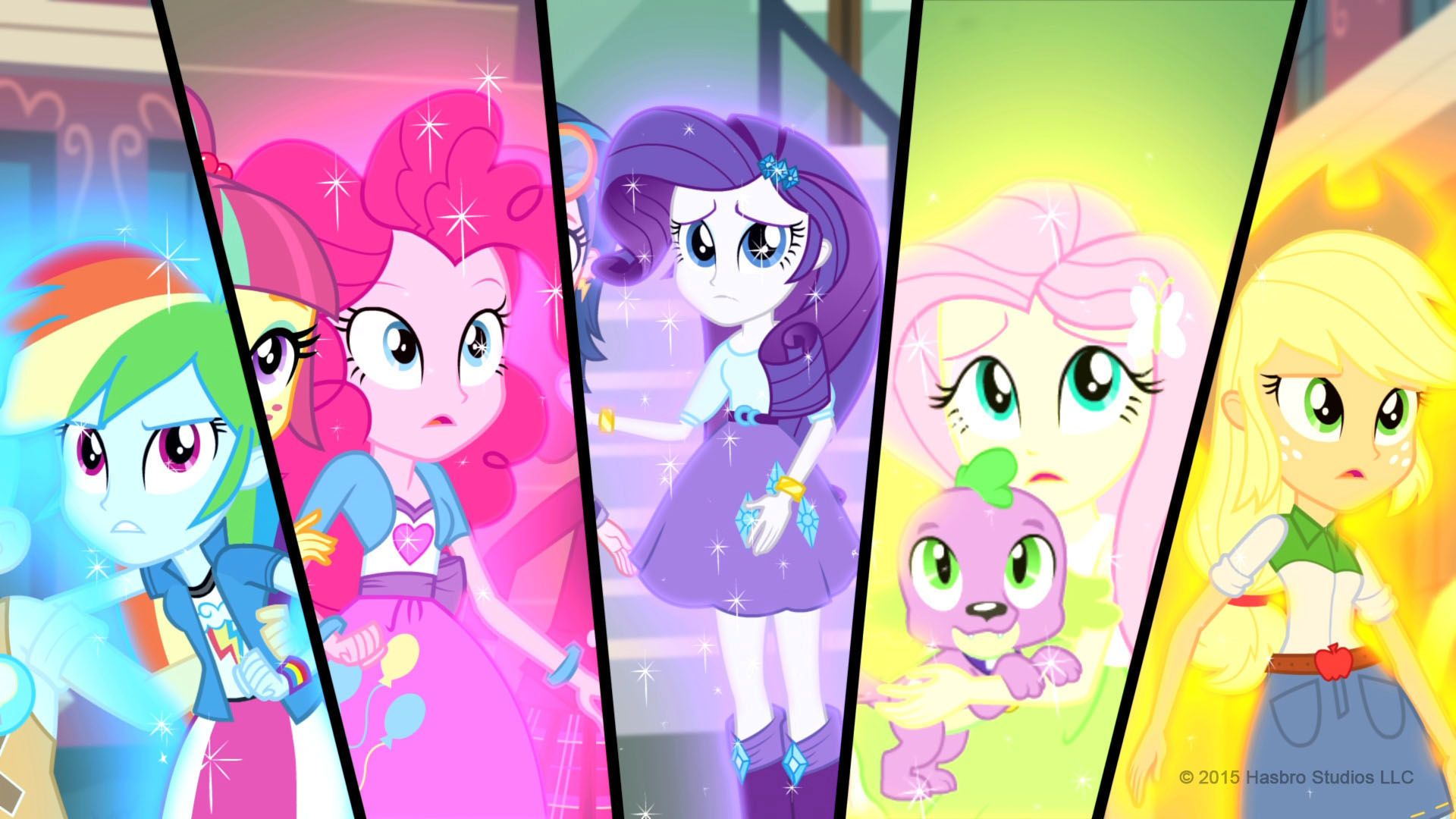 My Little Pony Equestria Girls Friendship Games My