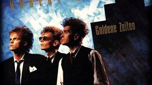 Hubert Kah - Südsee Album: Goldene Zeiten (1984) Single B ...