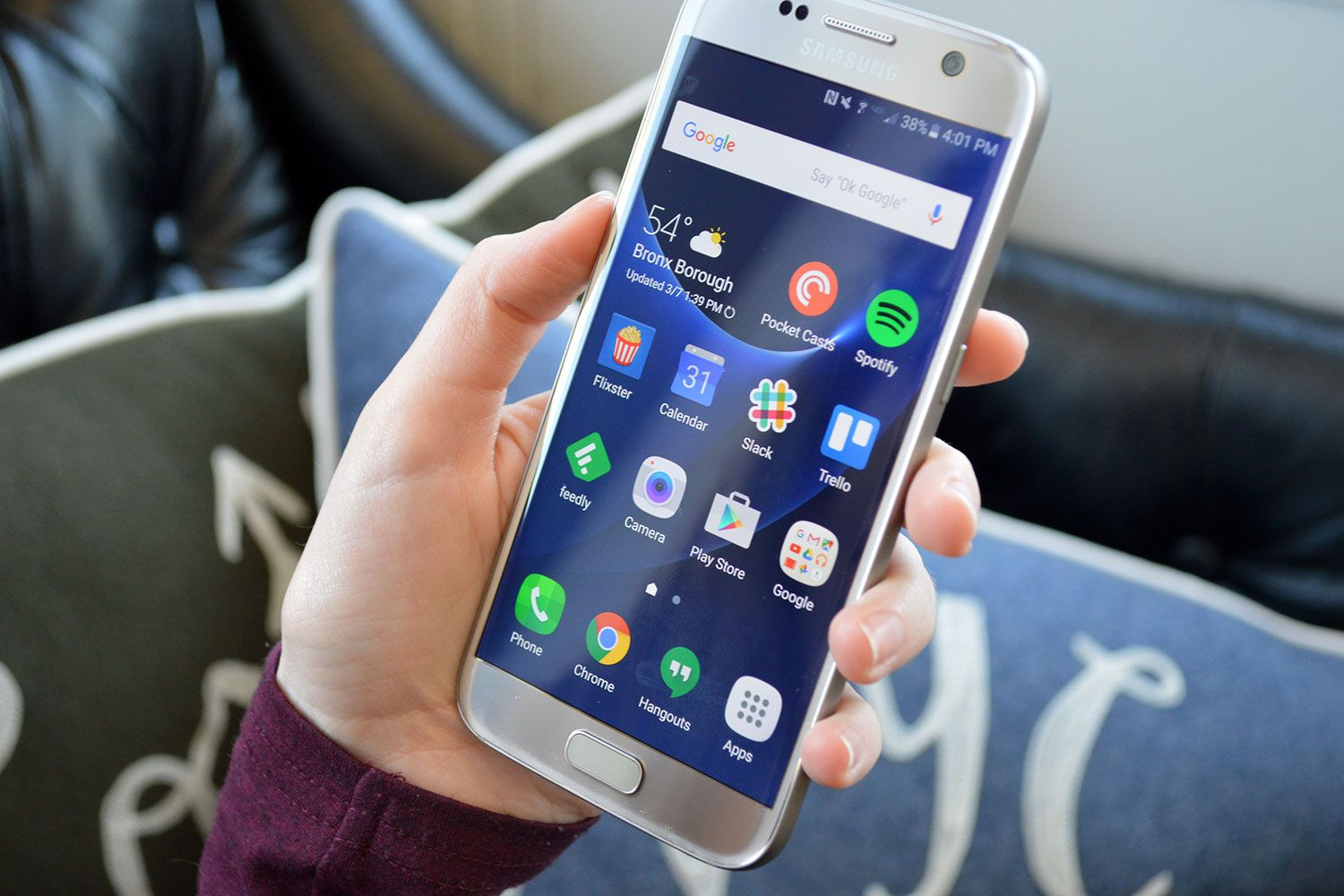 The Most Common Galaxy S7 Problems And How To Fix Them Digital Trends Samsung Galaxy Android Smartphone Galaxy