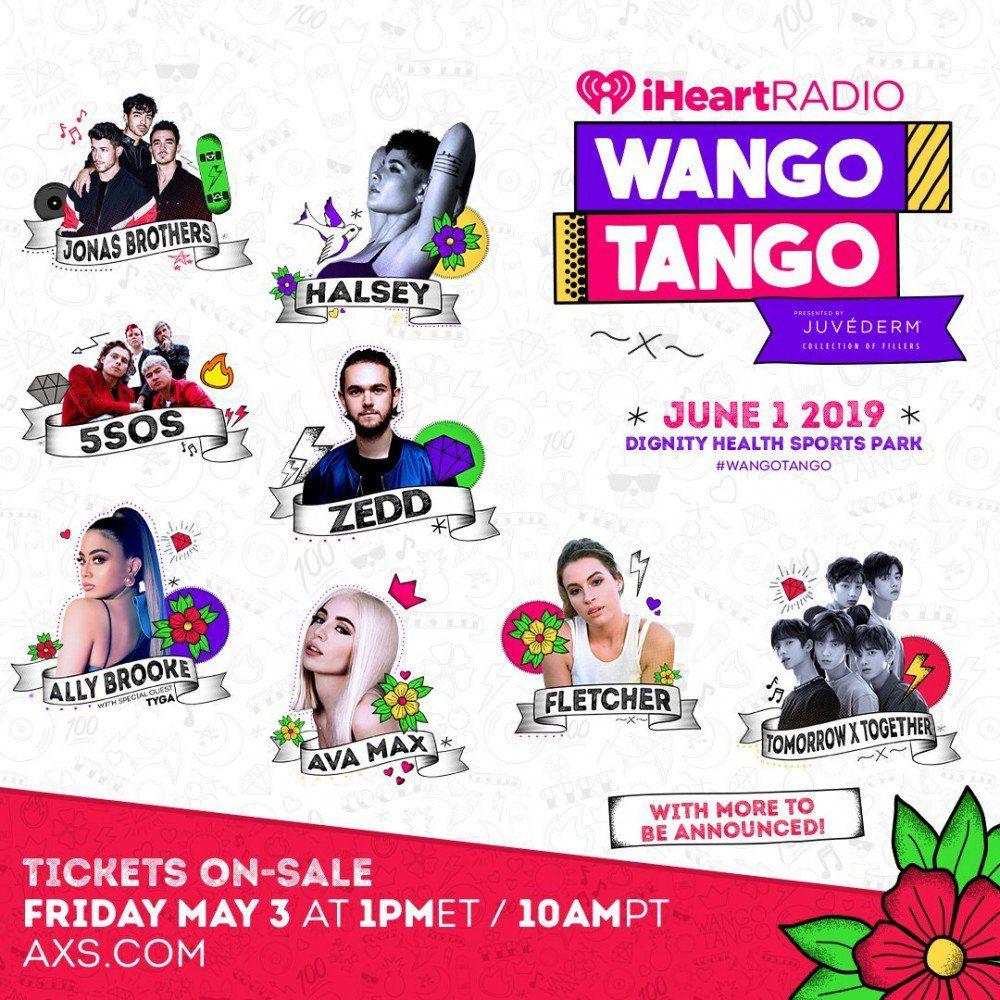 TXT to Perform at '2019 iHeartRadio Wango Tango' in LA