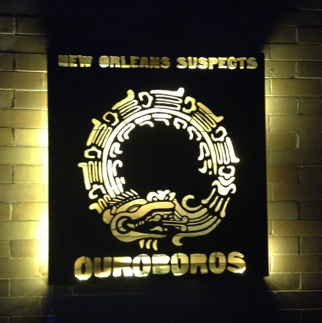 New Orleans Suspects Ouorboros
