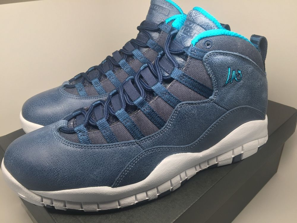 Air Jordan Retro 10 'LA' - 310805-404 - Size 10 -