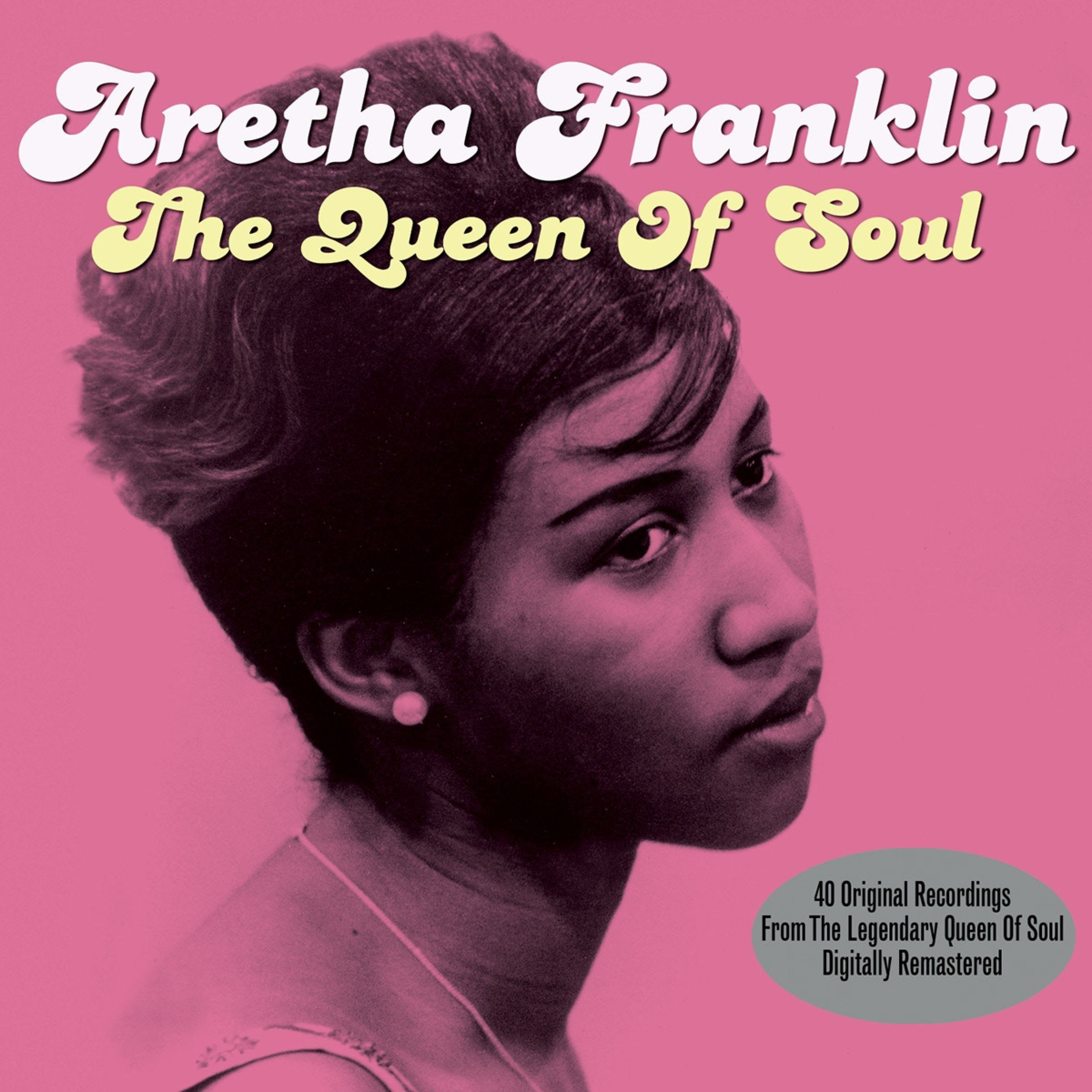 Aretha Franklin The Queen Of Soul Not Now Music Full Album
