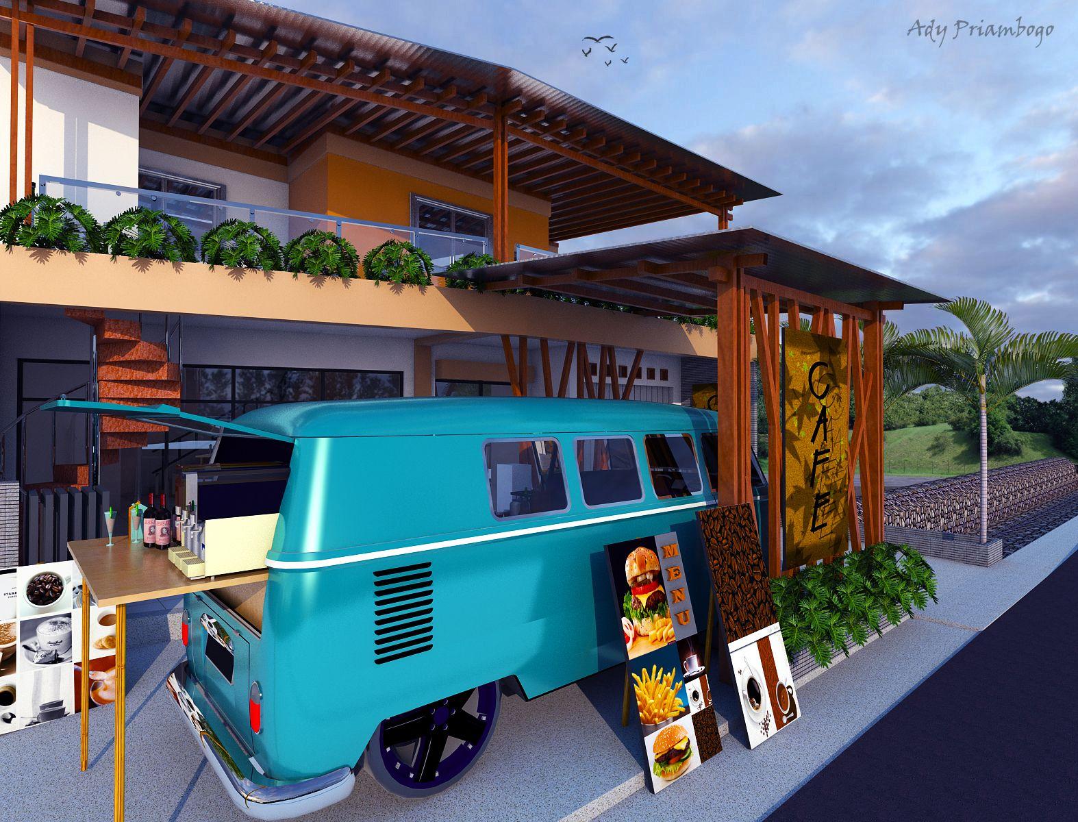Coffee bus Campervan interior, Coffee truck, Volkswagen