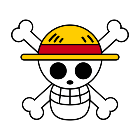 One Piece Jolly Roger Mugiwaras Straw Hat Free One Piece Shirt Jolly Roger Nerd Tattoo