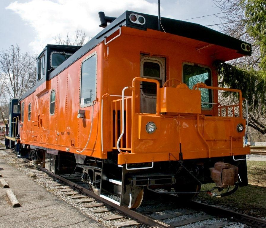 caboose... train pictures Pinterest