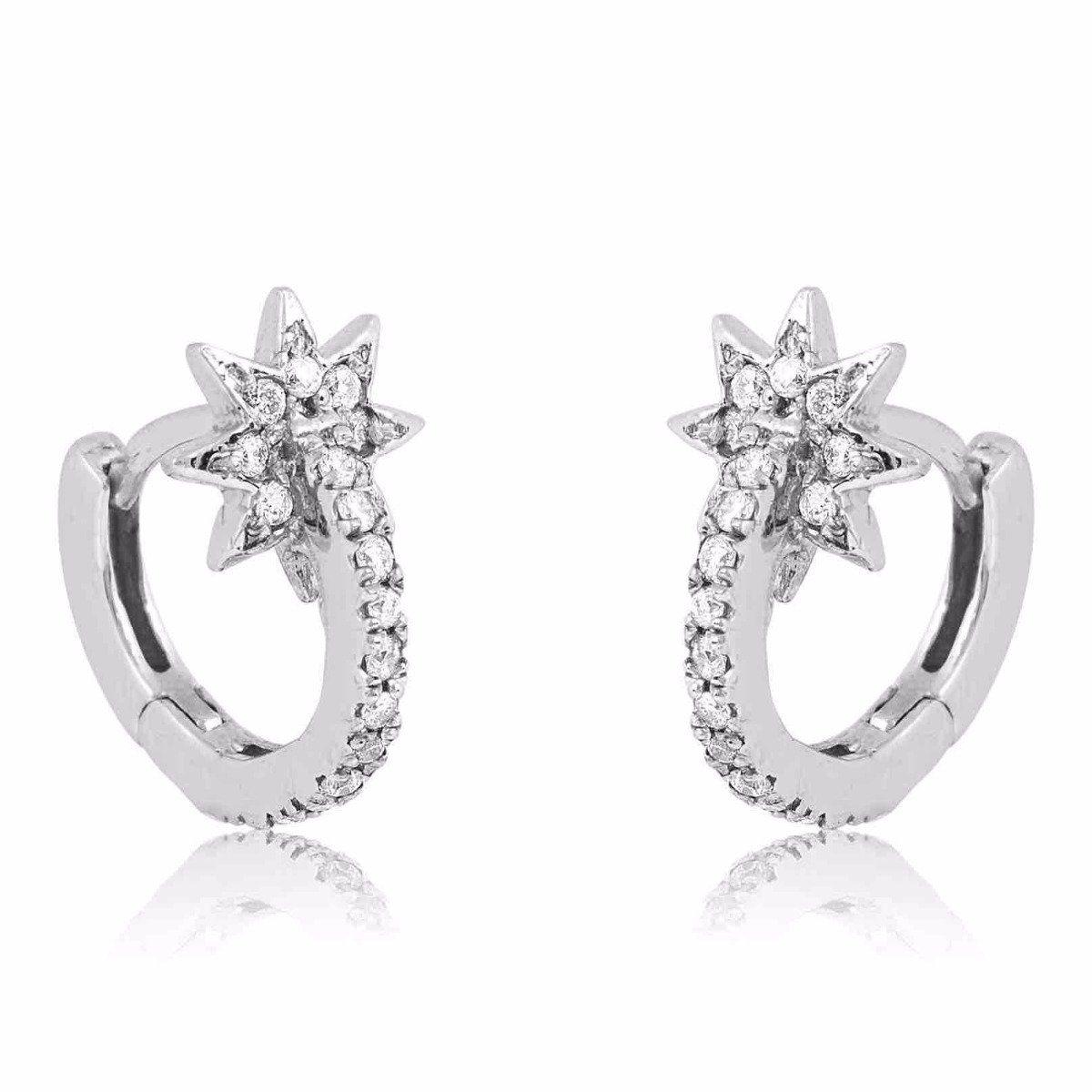 a94403043 Mini Star Huggie Earrings in 2018 | Jewelry | Pinterest | Earrings ...