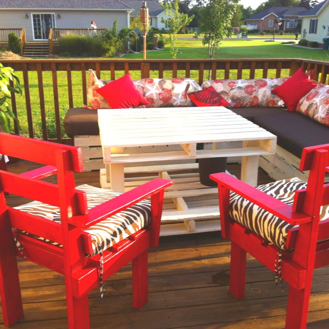 Pallet furniture !!! CBC Youth Room Pinterest Caja de madera