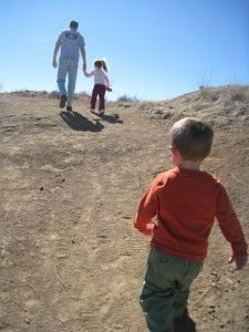 Mile High Mama's best places near Denver to hike with kids.