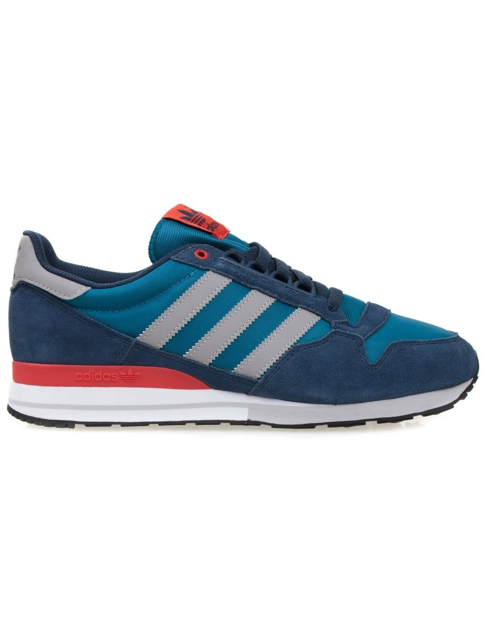 Adidas Originals ZX500 OG - Her Blu - Adidas Originals from Fat Buddha Store  UK