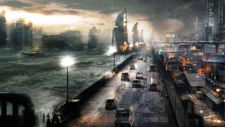 Самые страшные катастрофы ожидающие человечество в будущем ...