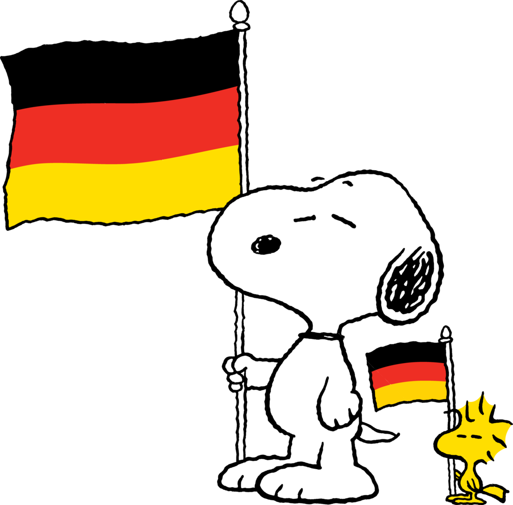 Snoopy loves deutchland snoopy u co countries and travels