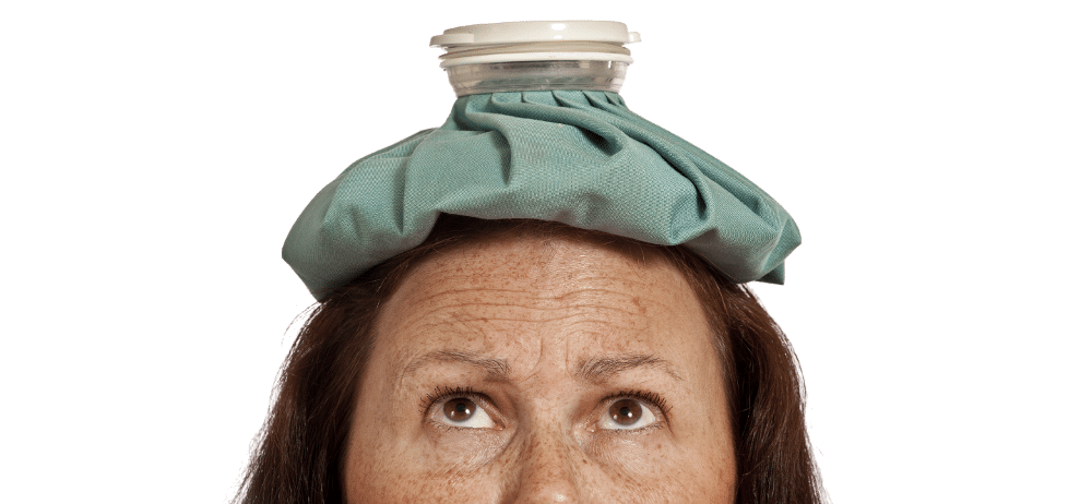 Searching For The Perfect Ice Pack Ice Pack Cluster Headaches Perfection