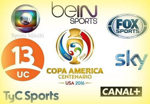 Copa America Live Stream 2016 Free Tv Schedule Final Copa