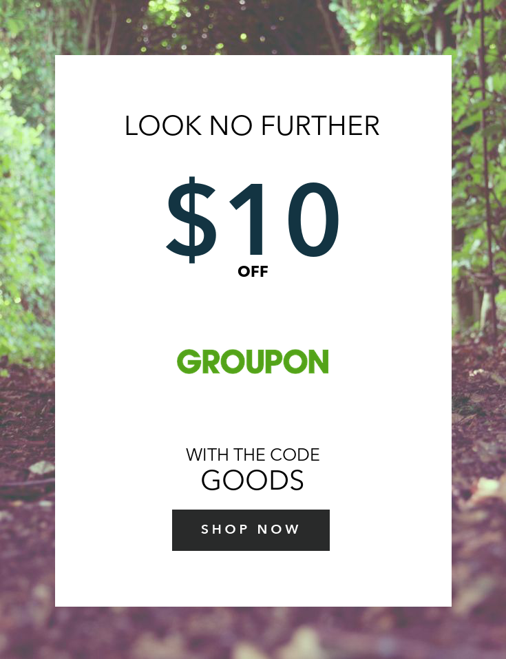 10 Off 20 Goods Select Customers How To Apply Groupon Coupons