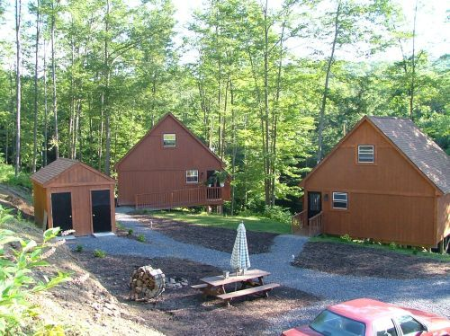 Medix Run Lodges Cabin Rentals Benezette Pennsylvania Elk